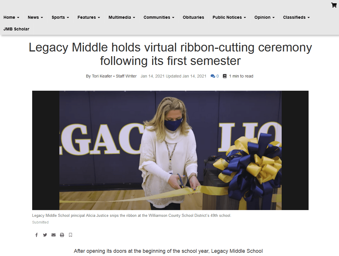 LegacyRibbonCutting